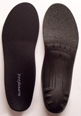 Superfeet Black Footbed