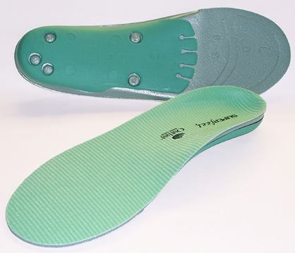 superfeet wintergreen footbeds arch supports or insoles
